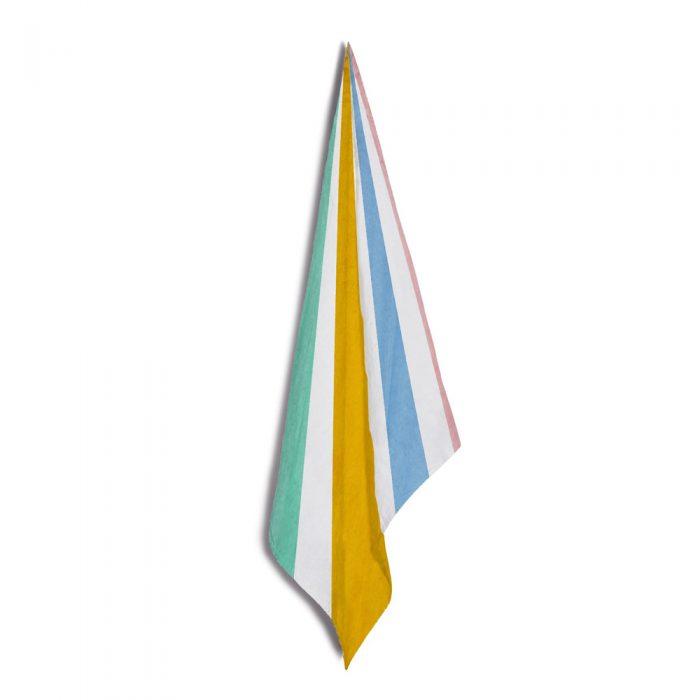 Summerill & Bishop-Napkin Le Cirque in Multicolour