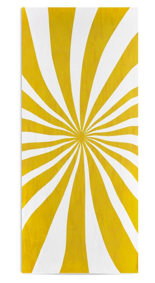 Summerill & Bishop-Tablecloth Le Cirque Linen Yellow