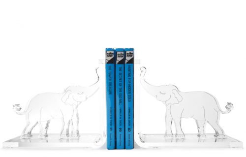 Tara Wilson Elephant Bookends