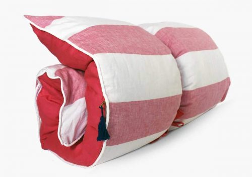 Hedgehouse Throw Bed Mag Wildwood Blush & Coral