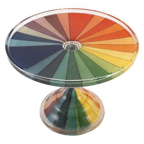John Derian Stacking Cake Pedestal Spectrum (Small)