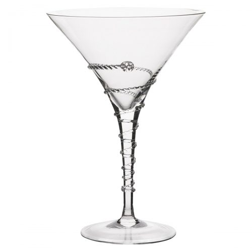 JULISKA GLASSWARE Amalia Martini Glass