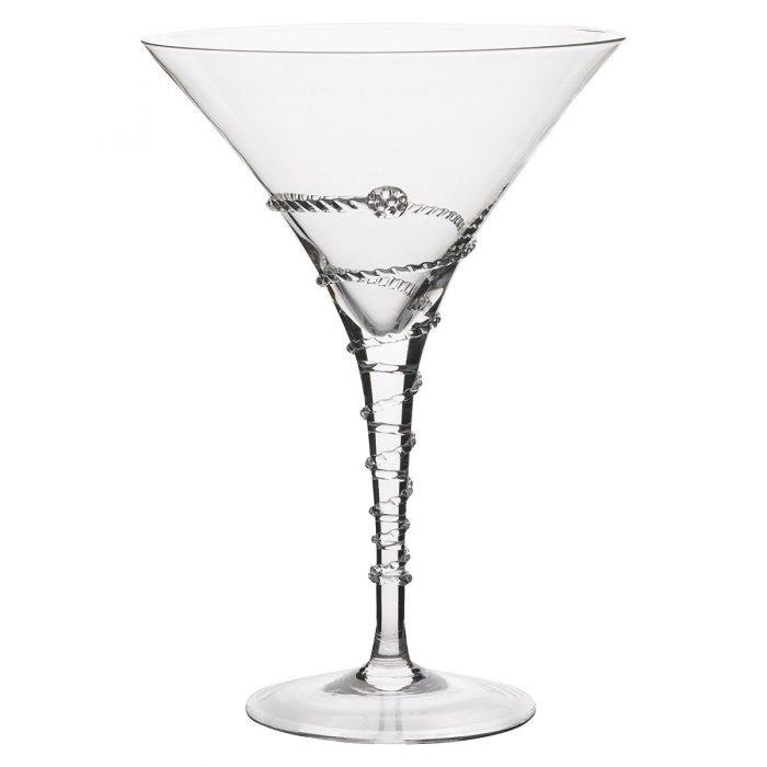 JULISKA GLASSWARE Amalia Martini Glass