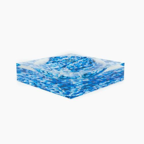 Robyn Blair Candy Dish Blue Crush