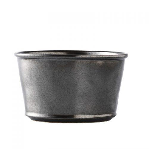 JULISKA Pewter Stoneware Ramekin