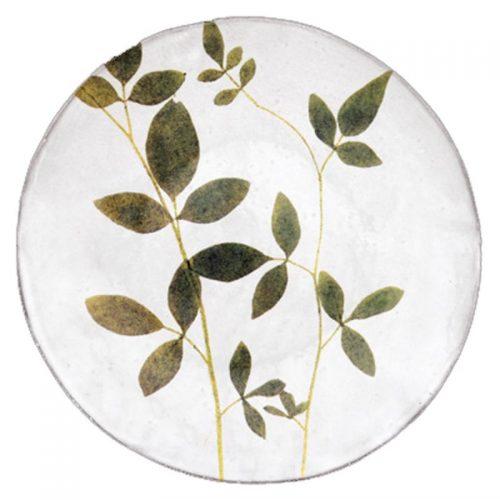 ASTIER DE VILLATTE-John Derian Jasminum Plate