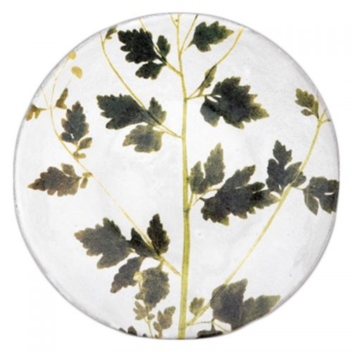ASTIER DE VILLATTE-John Derian Matricaria Plate