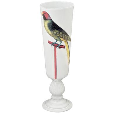 ASTIER DE VILLATTE-John Derian Bengal Parrot Vase