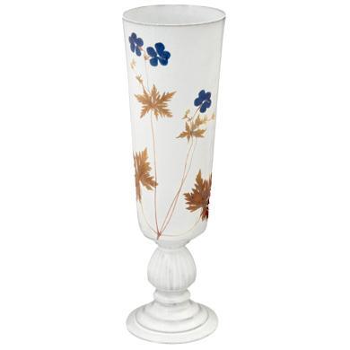 ASTIER DE VILLATTE Blue Geranium Vase