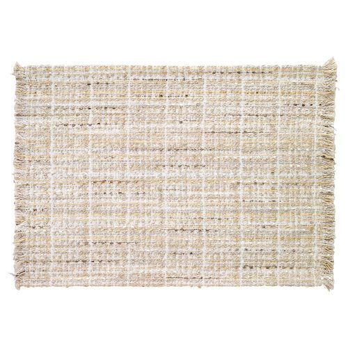 Bodrum Placemat Rectangle Coco Gold