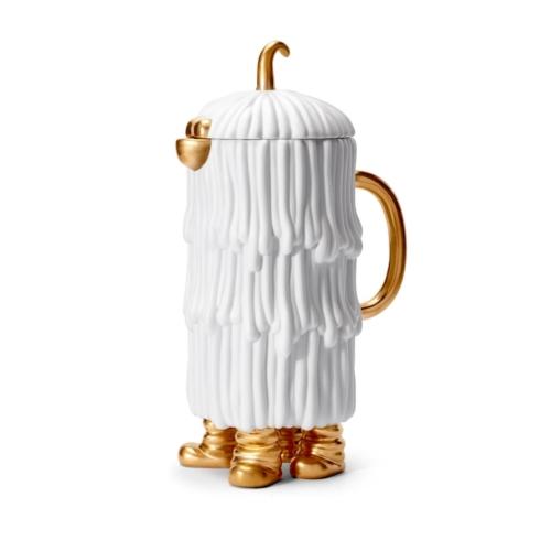 L'Objet Haas Djuna Coffee + Tea Pot