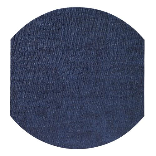 Bodrum Placemat Luster Navy