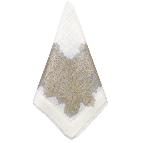 Bodrum Spruce Napkin Antique Gold