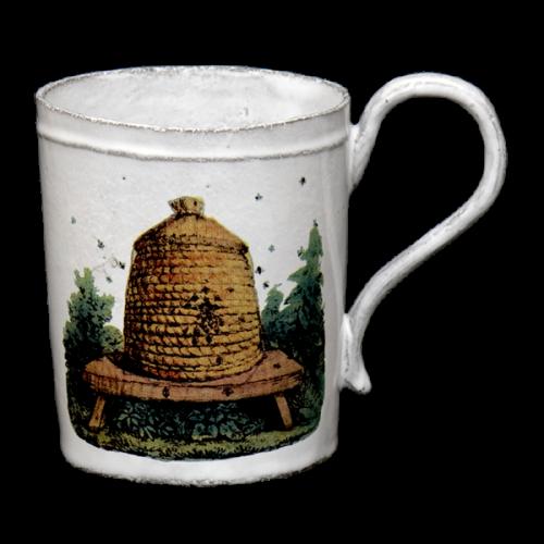 ASTIER DE VILLATTE-John Derian Beehive Mug