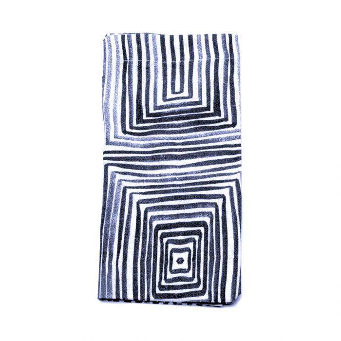 Tina Chen Designs Napkin Boxes Blue