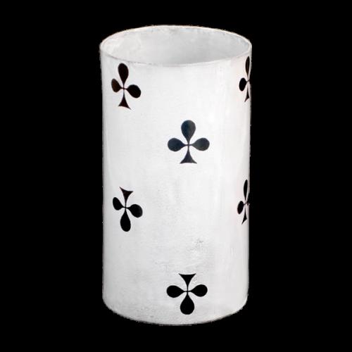 ASTIER DE VILLATTE-John Derian Clubs Vase