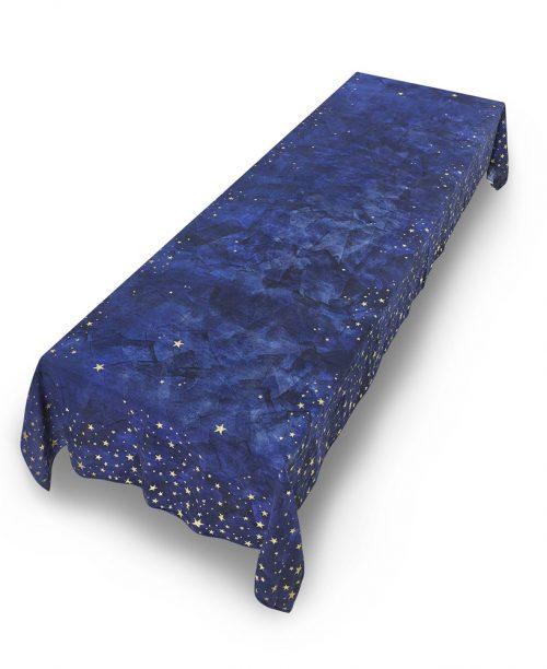 Summerill & Bishop-Tablecloth Falling Stars