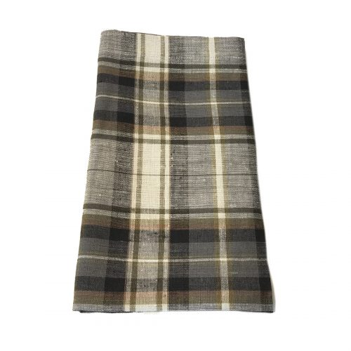 Tina Chen Designs Napkin Brown Tone Stripes