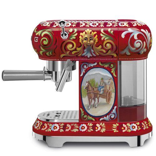 Dolce&Gabbana for Smeg Espresso Coffee Machine