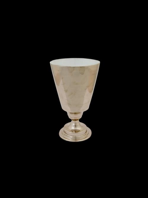 ASTIER DE VILLATTE Small Vase (Platinum Exterior)