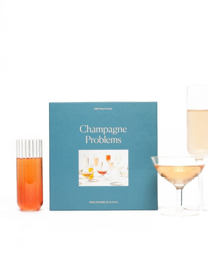Piecework Puzzle Champagne Problems