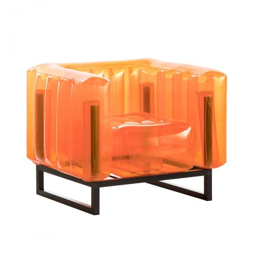 MOJOW YOMI | ARMCHAIR YOMI ORANGE