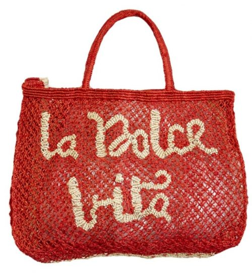 The Jacksons Totes La Dolce Vita Spice with Natural