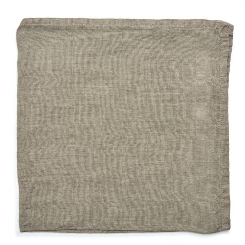 Deborah Rhodes Napkins Washed Linen Flax