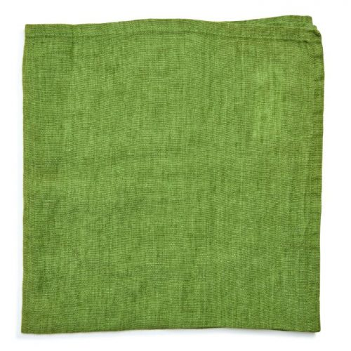 Deborah Rhodes Napkins Washed Linen Colony Grass