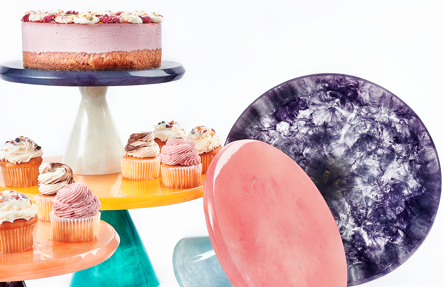 Lily Juliet Cake Stand