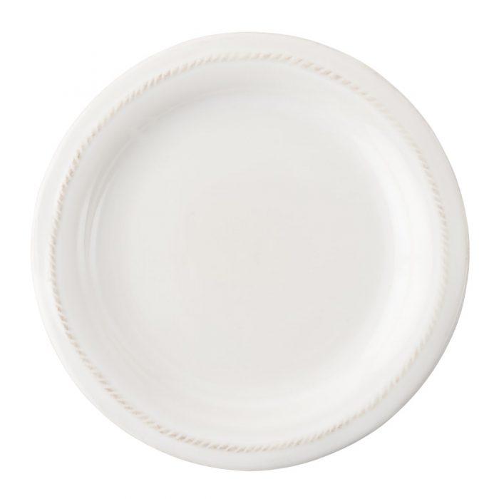 JULISKA Berry & Thread Whitewash Side/Cocktail Plate