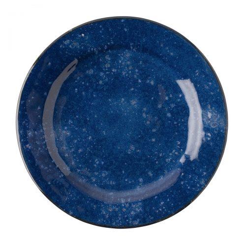 JULISKA Dappled Cobalt Dinner Plate
