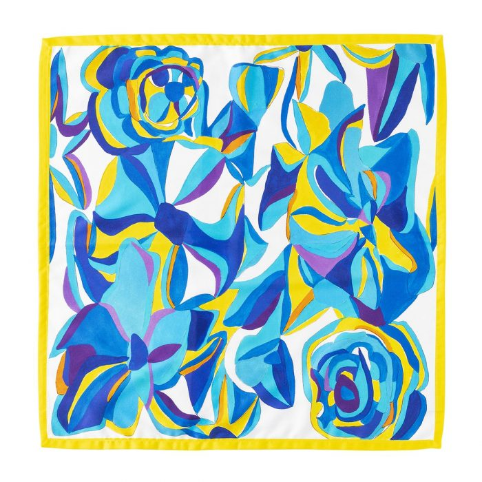 Juliska Blue Rose Napkin