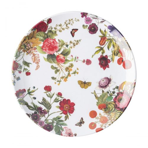 JULISKA Field of Flowers Melamine Dinner Plate