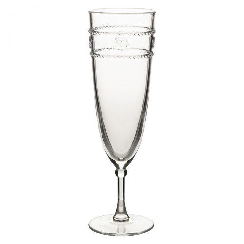 Juliska Al Fresco Isabella Acrylic Champagne Flute