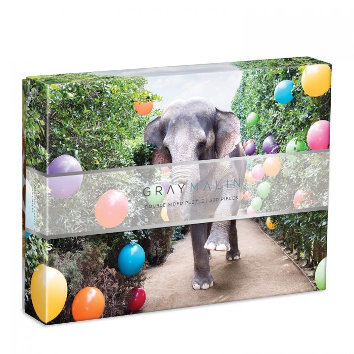 Gray Malin at the Parker Double-Sided 500 Piece Jigsaw Puzzle
