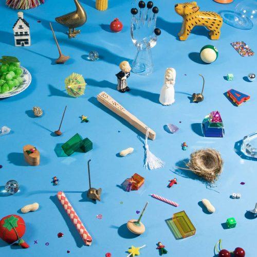 Piecework Tchotchke 1000 Piece Jigsaw Puzzle
