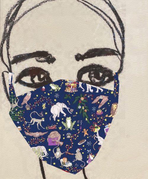 Liberty Of London Fabric Face Masks