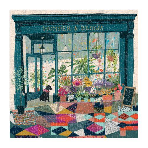 WONDER & BLOOM 500 Piece Jigsaw Puzzle