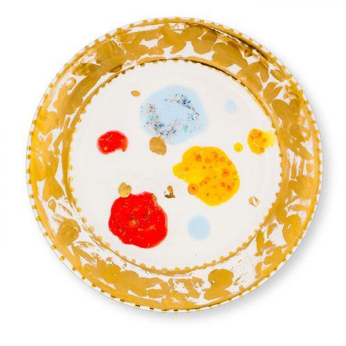 Caravaggio Dinner Plate