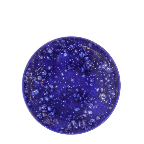 Coralla Maiuri Apollo Soup Coupe Plate Blue