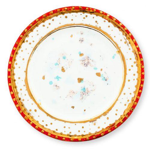 Coralla Maiuri Scipione Dinner Plate