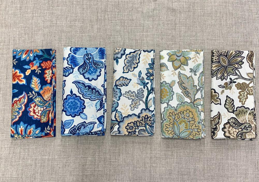 Tina Chen Designs Napkins