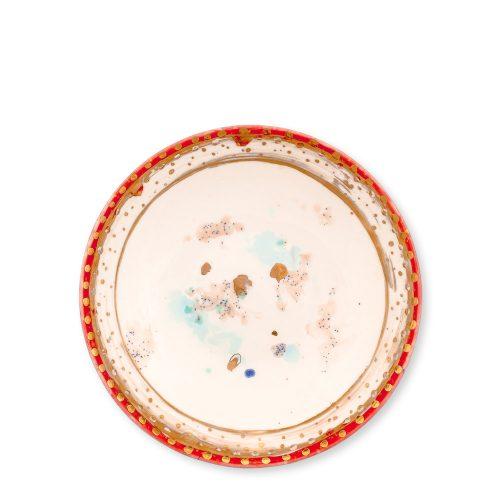 Coralla Maiuri Scipione Soup Coupe Plate