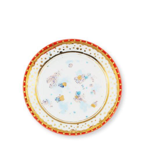 Coralla Maiuri Scipione Dessert Plate