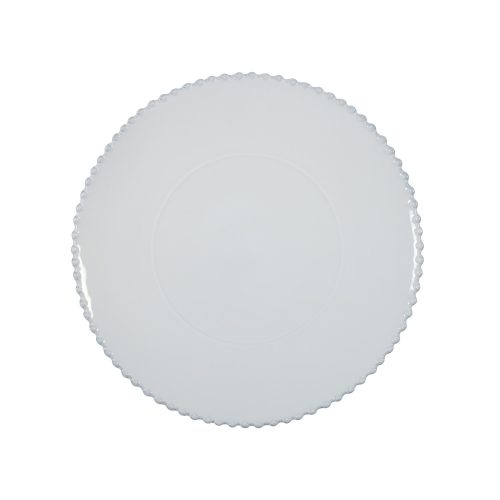 Costa Nova Pearl Charger Plate