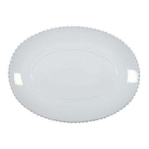 "Costa Nova Pearl 15 ¾"" Oval Platter"