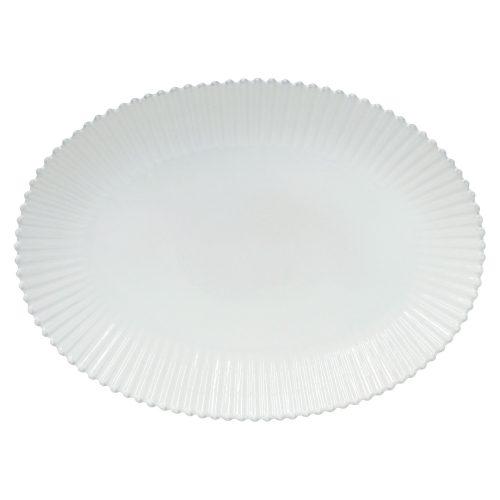 "Costa Nova Pearl 20"" Oval Platter"