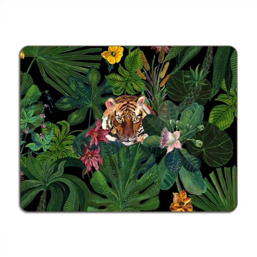 Tiger Rectangle Placemat