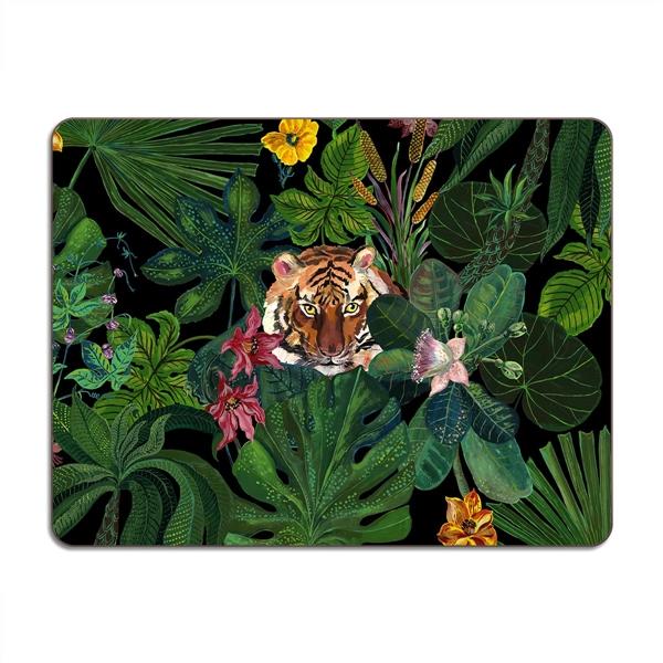 Tiger Rectangle Placemat